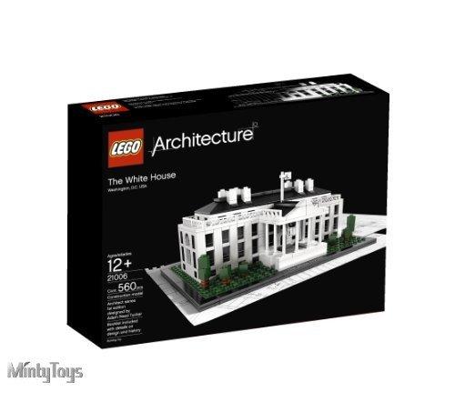 LEGO 21006 Architecture The White House