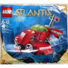 LEGO 20013 Atlantis Neptune Microsub