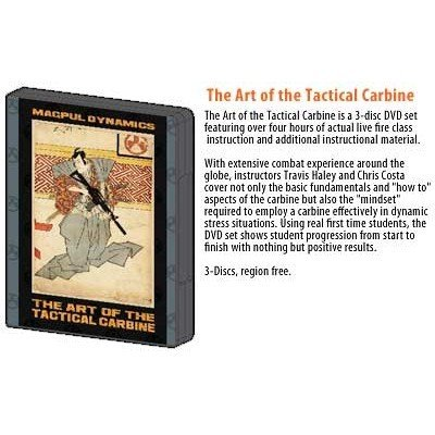 New Magpul DYN002 The Art of Tactical Carbine