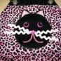 One-of-a-kind Custom Boutique Cat Shortalls Sz 4/5