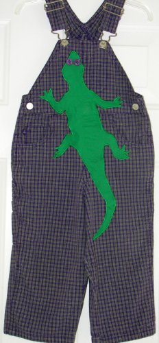 Boutique LIZARD Spring Overalls OLD NAVY Sz 2/3