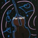 Upright Bass Print