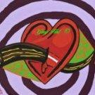 Vamp Heart Print