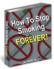 How To Stop Smoking Forever eBook on CD