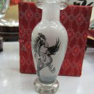 Manual painting beautiful and charming bottles of the painting vase (BenMaTu)
