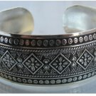 Beautiful Tibet Silver Totem Bangle Cuff Bracelet (k3)