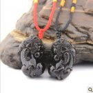 Wealth Treasury Class 3A brave couple of kinds of natural ice obsidian rainbow e