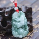 good luck amulet Myanmar A cargo floating flowers zodiac rabbit ch