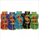 Classical fashion embroidery cheongsam a half women bottle ethnic characteristics wind 5PCS
