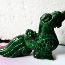 China's old jade carving small place shang dynasty birds