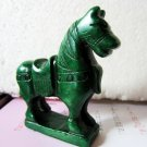 China's old jade carving war horse