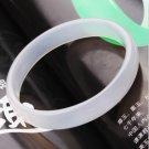 Grade A pure natural agate bracelet HU10 fashion connect fully pure like jade