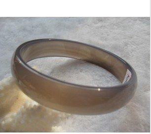Grade A pure natural agate bracelet violet crystal fully agate bracelet HU106