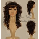 Butler Grell Sutcliff deep zong color wig role playing deacon waves curls