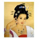 "Handicrafts Repro oil painting:""Classic beauty"" 24x36"""