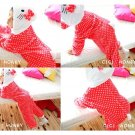 Neutral role in the popular children's play Animal Kigurumi pajamas jumpsuit (kkitty cat)
