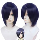 Hot Tokyo Ghoul Kirishima Touka Wig Synthetic Short Straight Anime Cosplay Wig