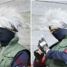 New wig Cosplay kakashi Short Silver White Anti-Alice Wig
