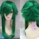New wig Cosplay kakashi Short Silver White Anti-Alice Wig