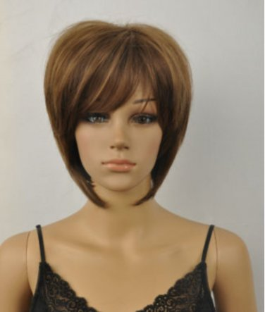 HOT New NEW sexy Women's ladies short Mix full wigs wigs