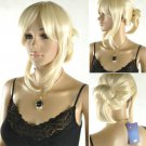 New fashion elegant pale blonde wigs for women wig