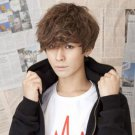 Hot style! Handsome Boys Wig Korean Fashion Short Men Hair