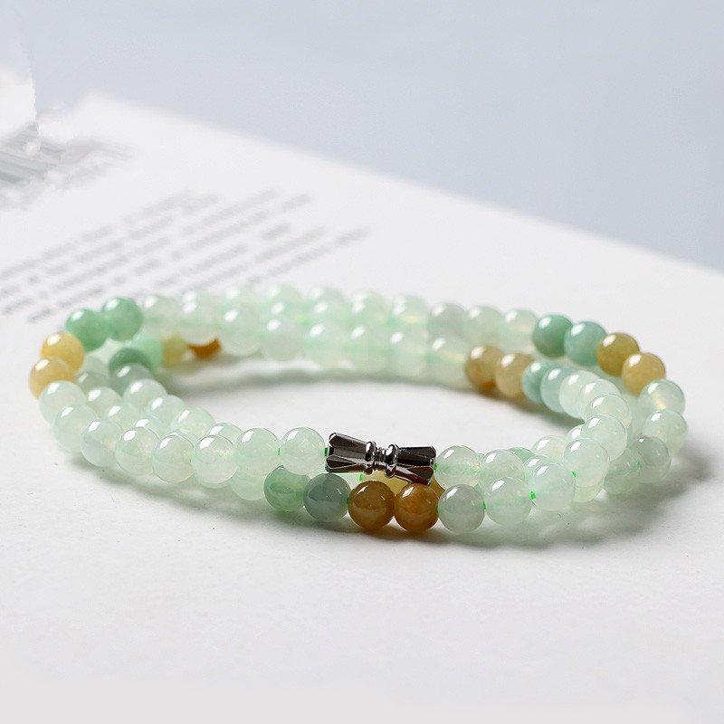 Beautiful jade jade necklace
