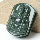 Handmade carving of natural and tianyu qingyu guanzhong guanzhong belt buckles