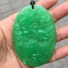 Hand - carved jade mythical mythical amulet jade pendant pendant pendant