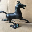Chinese bronze statue: horse fly Swallow L