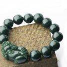 Beautiful jade PI xiu bracelet