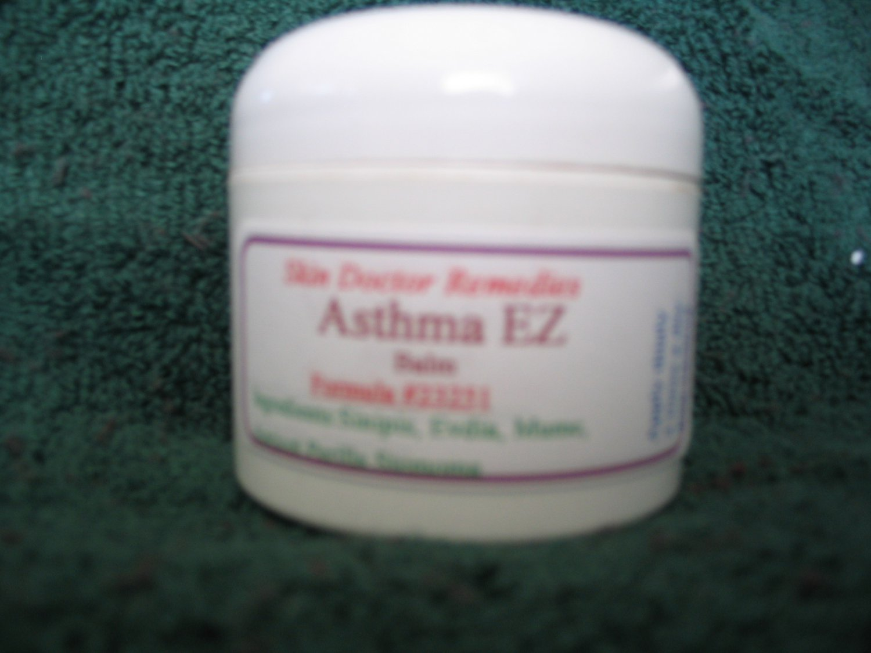 Asthma EZ Balm # 23251 30 GM