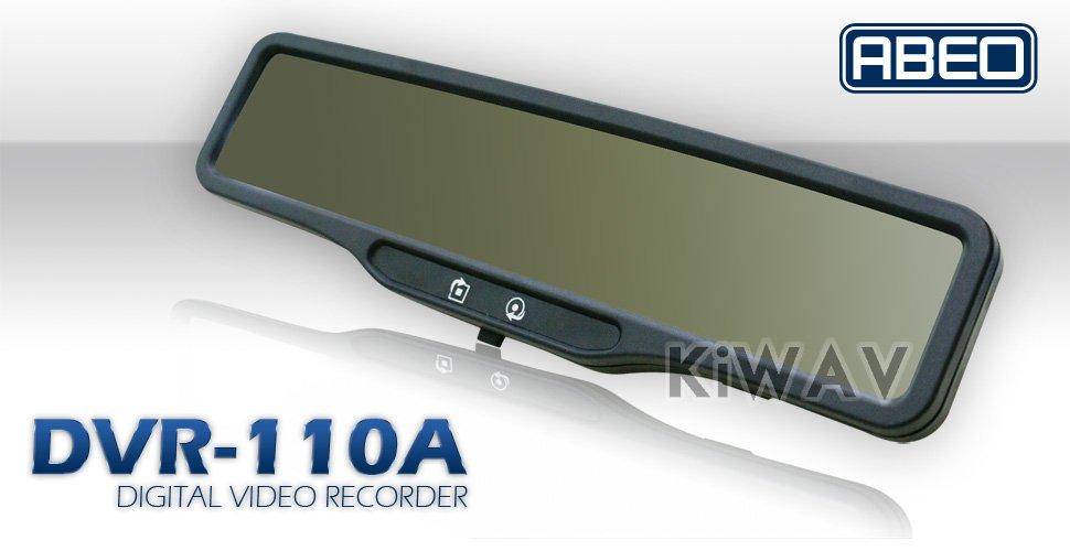 car blackbox accident recorder rear view mirror dvr dash new easy installation