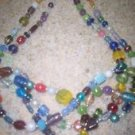 Multi-Strand/Color Necklace