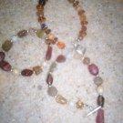 Amber Tone Bracelets