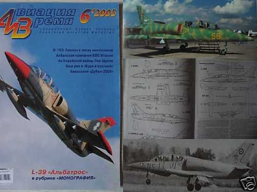The Warsaw Pact Military Jet L-39 and Other Articles