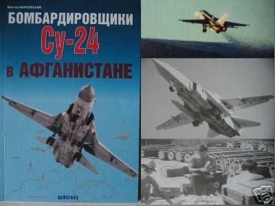 Russian Bombers Su-24 in Afghanistan War