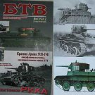 Russian Tanks 1920-41 Camouflage/Identification Marks