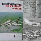 Jak-26, Jak-27 and Jak-28 Family Russian Aircrafts