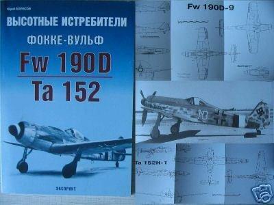 German WW2 High-Altitude Fighters Fw 190D/Ta 152