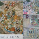 The JENGHIZ KHAN miniatures. Illustrated Edition.