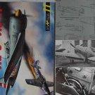 Russian/Soviet post-WW2 Fighter Aircrafts La-9 - La-11