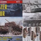 PANZER COLOR. German WW2 Tanks Camouflage P. I