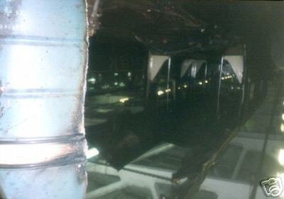 Moscow Metro Train after Terrorist Attack - 9 photos