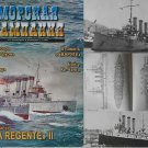 Spanish Navy Cruiser REINA REGENTE and other Articles