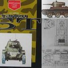 LAST COPY! Russian/Soviet WW2 Tank BT