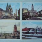 1903. Views of Ancient Moscow. Set of 18 postcards