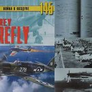 "British WW2 Fighter-Bomber Plane ""Fairey FIREFLY"""