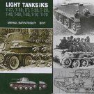 M.Baryatinsky. Russian WW2 Light Tanks (in English)
