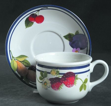 Lenox Casual Images Cup and Saucer